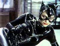 Michelle Pfieffer as Catwoman