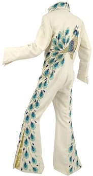 Elvis' Peacock Jumpsuit