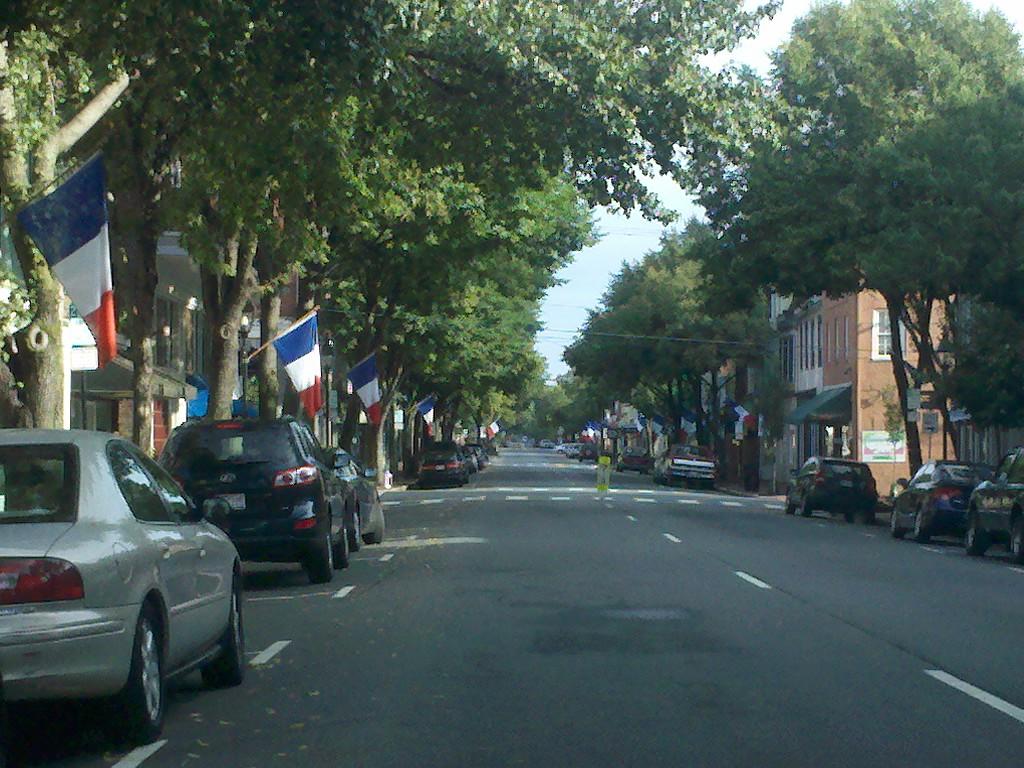 Fredericksburg, France