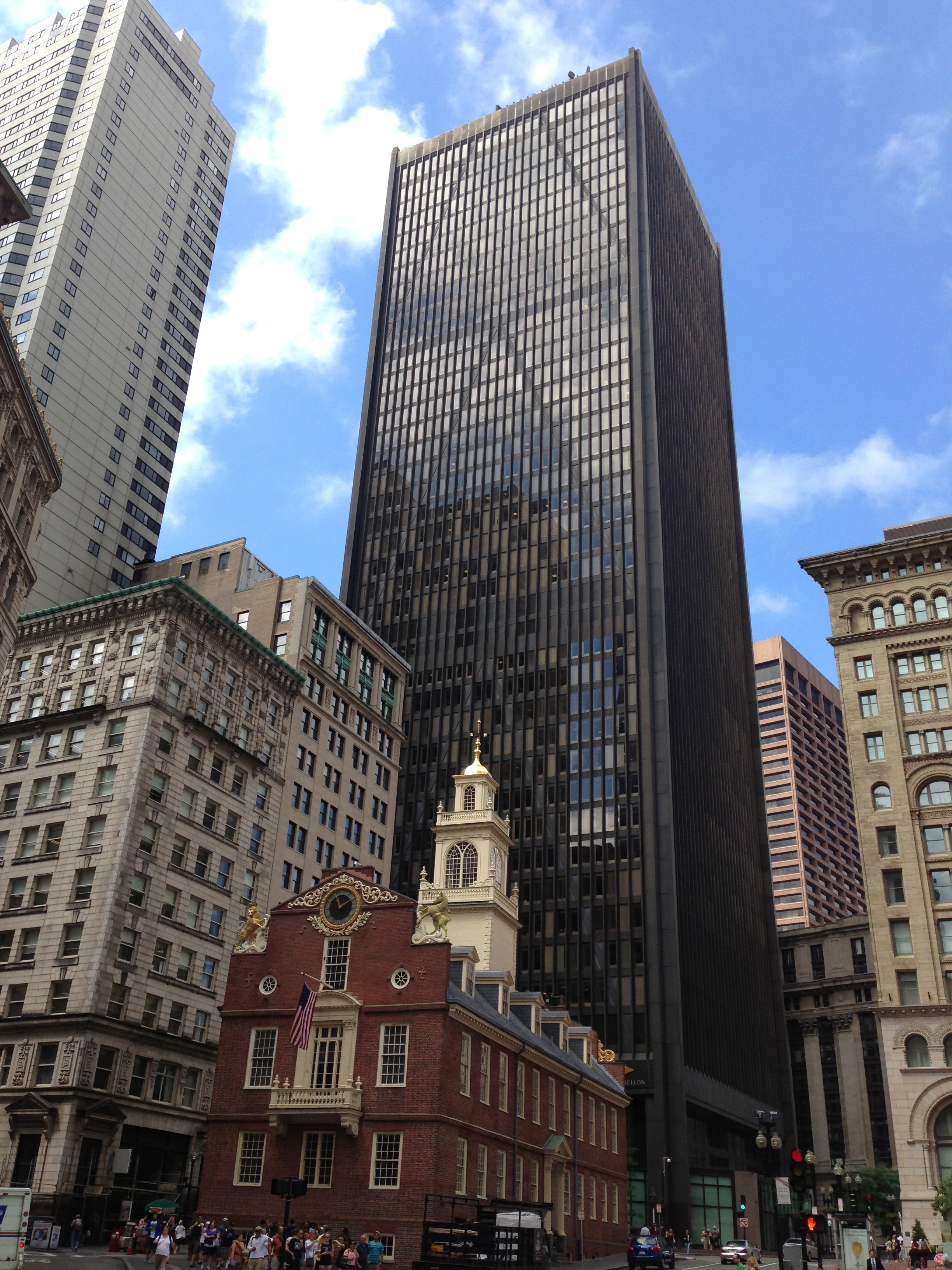 Old Mass State House
