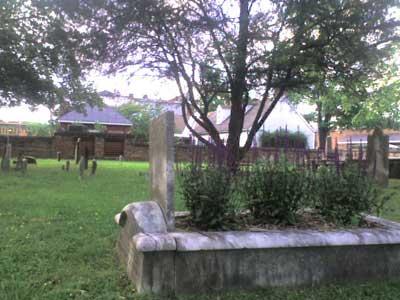 Masonic Cemetery Fredericksburg