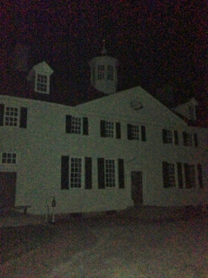 Mt Vernon at midnight